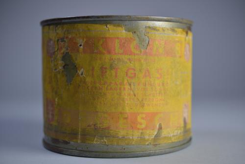 Objeto del campo de concentración de Auschwitz