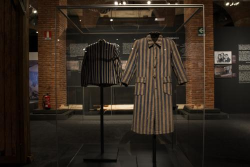 Pijama de rayas de Auschwitz