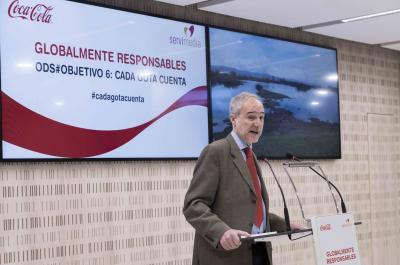 Juan Francisco Montalbán. Embajador en Misión Especial para la Agenda 2030