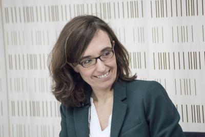 Ana Gascón.
