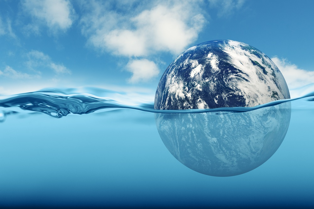 El agua y el cambio climático es un binomio inseparable.