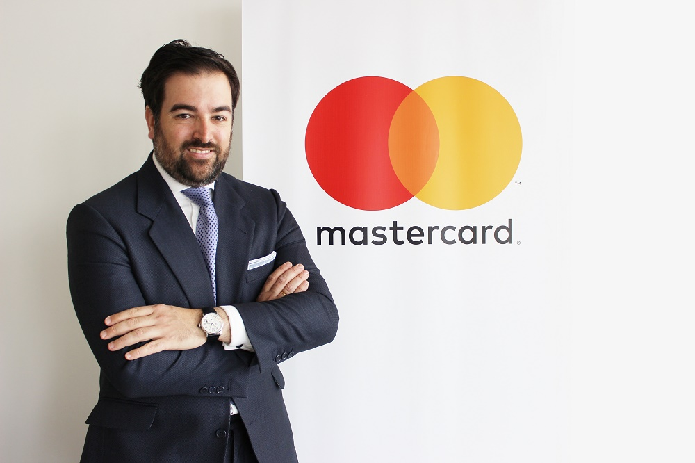Alejandro Banegas, director de Desarrollo de Negocio de Mastercard España.