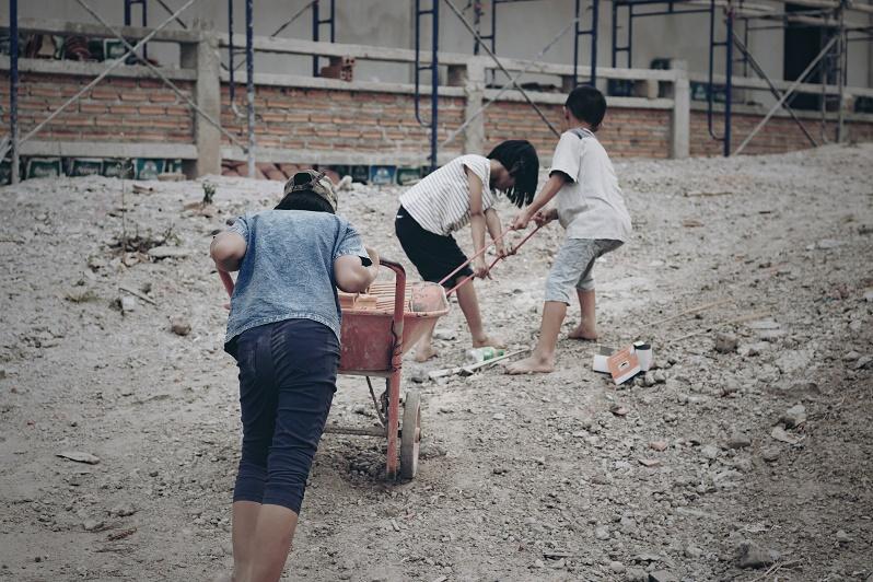 El trabajo infantil afecta a 152 millones de menores en el mundo.