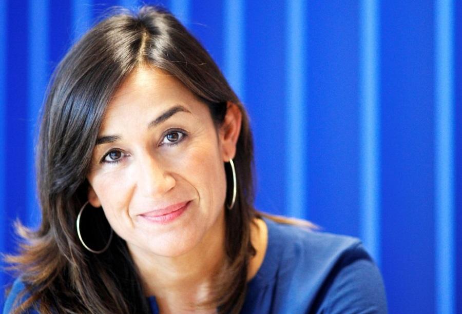 Ana Palencia, autora del libro.
