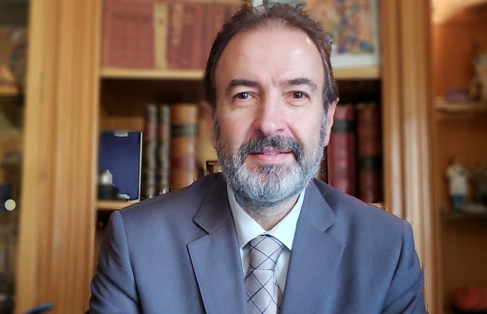 Antonio Burgueño, director de Calidad, Sostenibilidad y RSC de FCC Construcción.