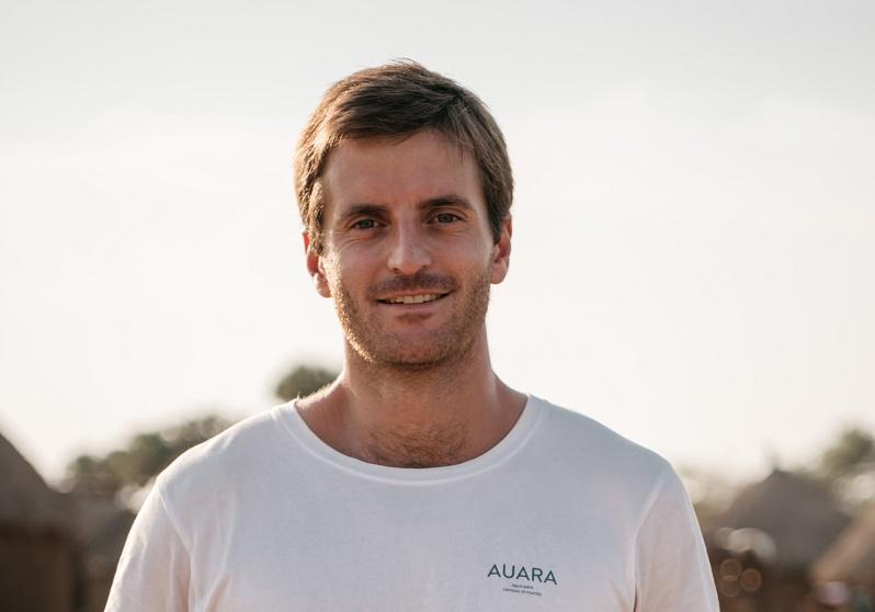 Antonio Espinosa de los Monteros, CEO y cofundador de AUARA.