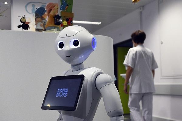 'Coco', un robot humanoide