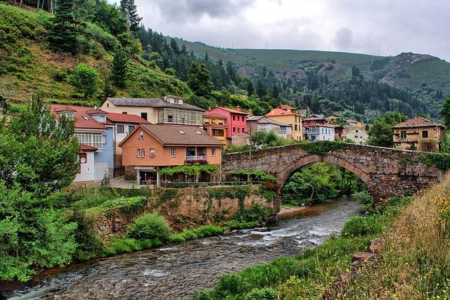 Un pueblo de la España Vaciada