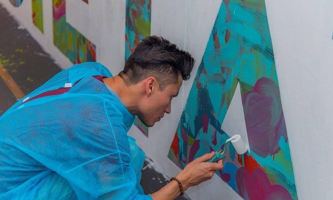 """Celebración 10 años del programa Art for Change de Fundación """"la Caixa""""."""