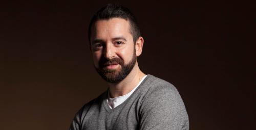 Ángel Sola, director de Comunicación de la Fundación Cibervoluntarios.