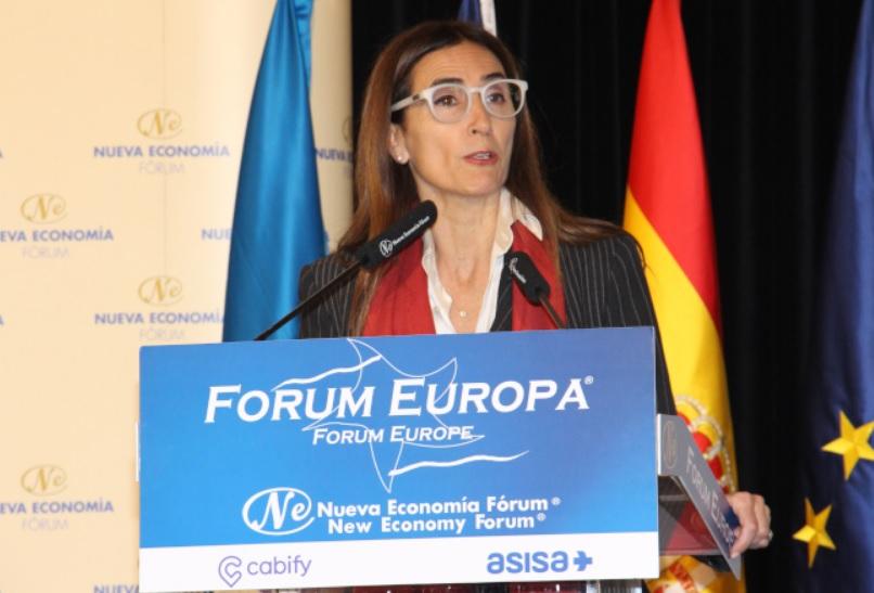 Carolina Schmidt, ministra de Medio Ambiente de Chile y presidenta de la COP25.