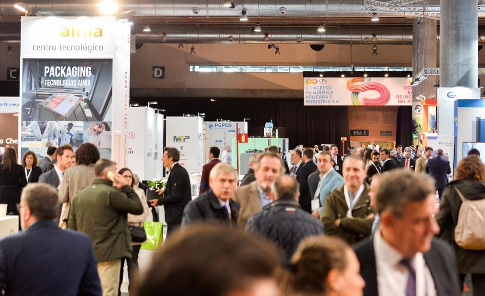 IFEMA reúne en ChemPlastExpo a más de 200 innovaciones en bioplásticos, materiales biodegradables y economía circular