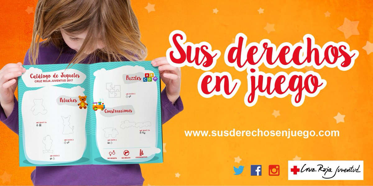 Campaña de recogida de Juguetes de Cruz Roja Juventud.