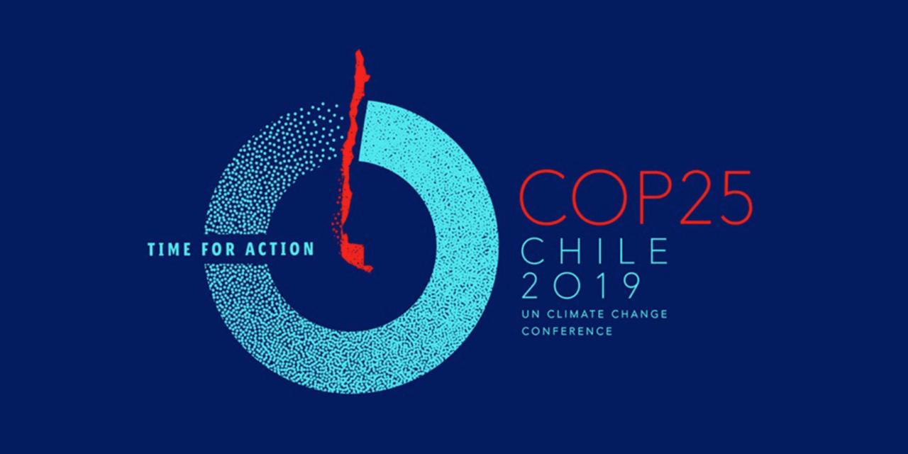 La Cumbre Climática COP25 se celebrará en Madrid bajo la presidencia de Chile.