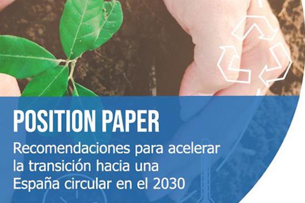 La economía circular persigue minimizar el uso de recursos y el desperdicio
