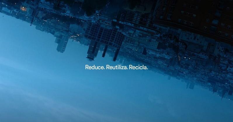 Fotograma del vídeo de la campaña de Ecoembes sobre la economía circular.