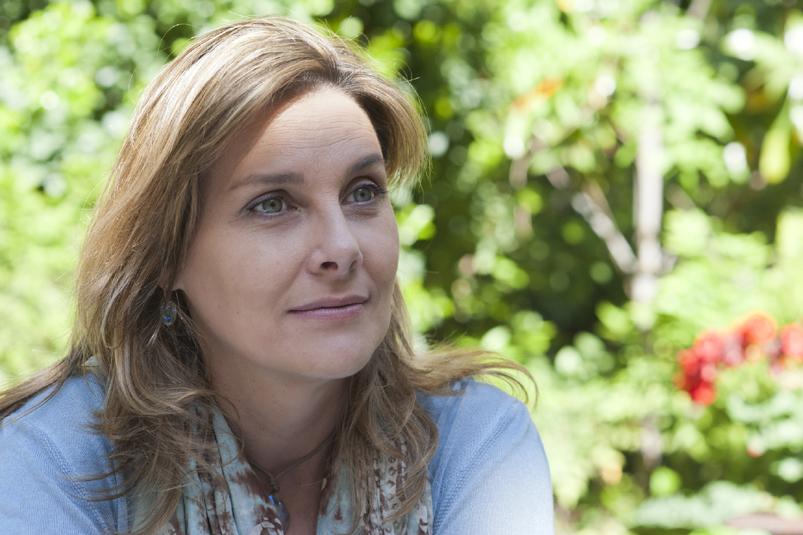 Elena Rodríguez, directora de la Plataforma del Tercer Sector.
