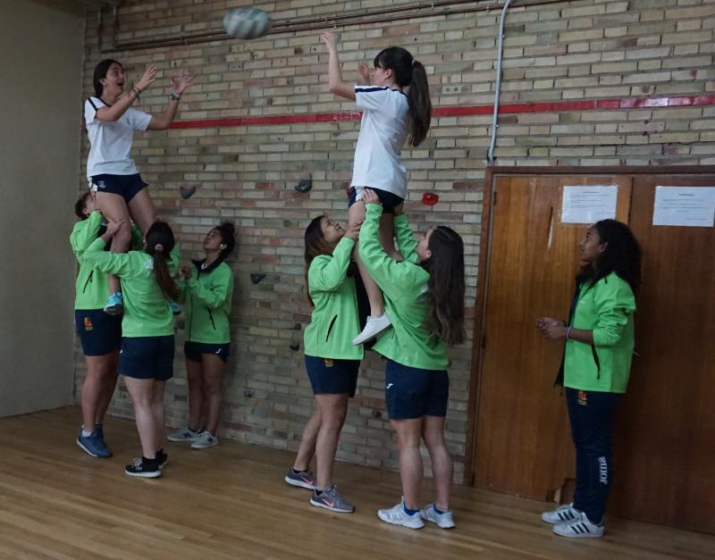 'Entreno Conciencia' organiza actividades deportivas para sensibilizar sobre la desigualdad.