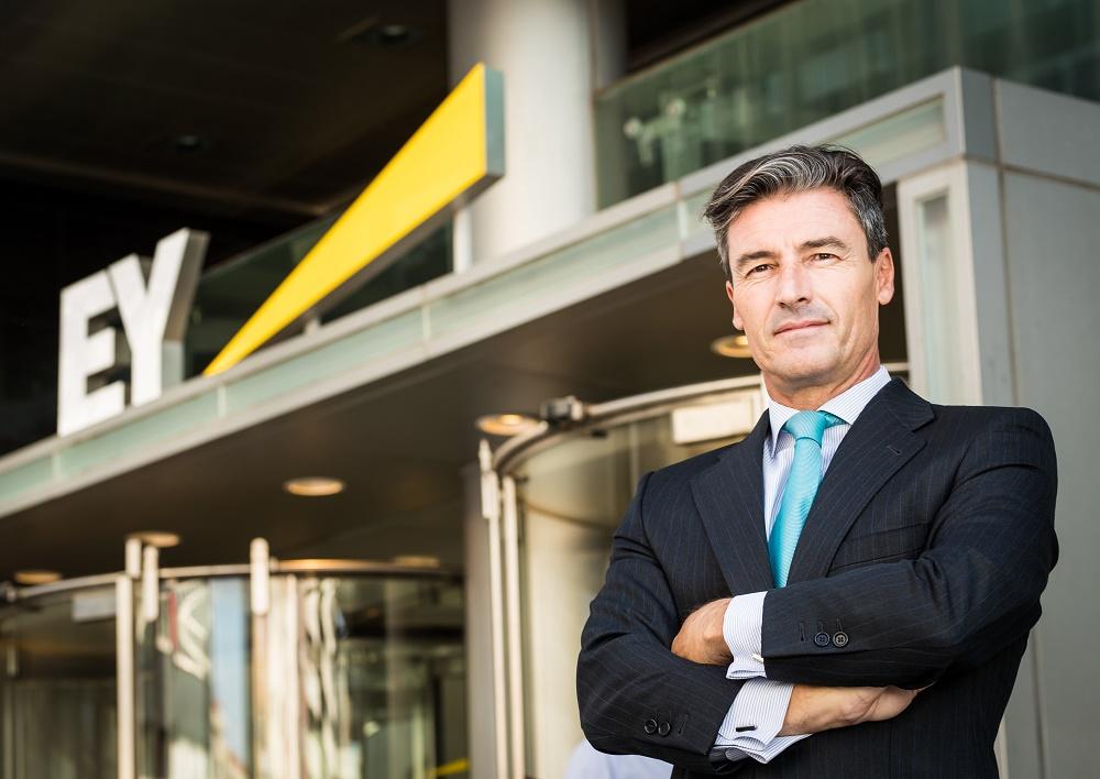 Federico Linares, presidente de EY España.