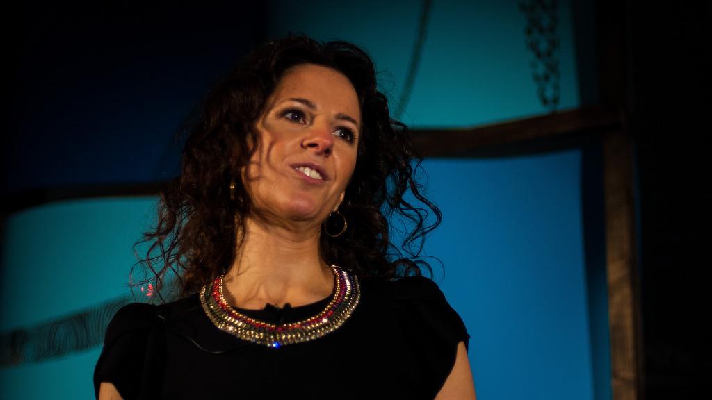 La investigadora  Inés Pineda-Torra.