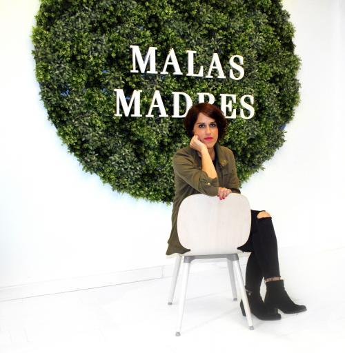 Laura Baena, presidenta de la Asociación Yo No Renuncio.