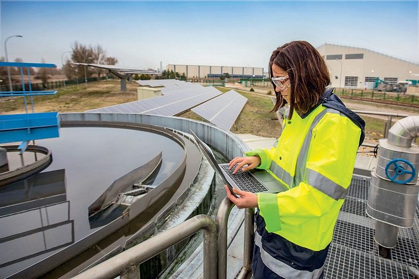 Su fábrica de Burgos ha reducido su consumo de agua en un 47 por ciento respecto a 2005.