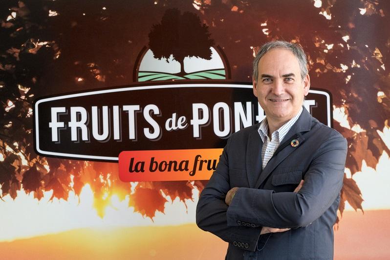Josep Presseguer, director general de Fruits de Ponent.