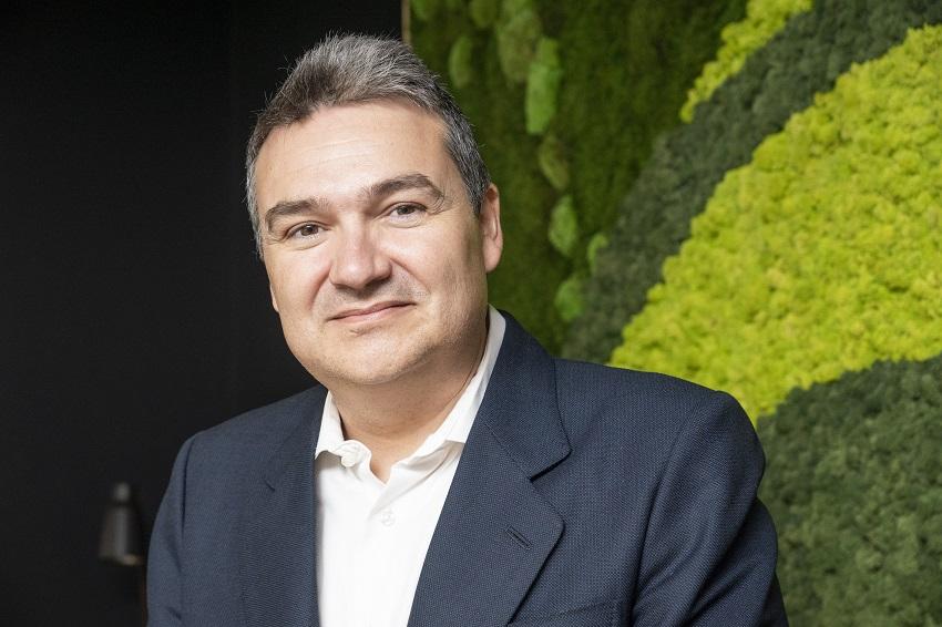 Germán Granda, director general de Forética (Foto: Jorge Villa)