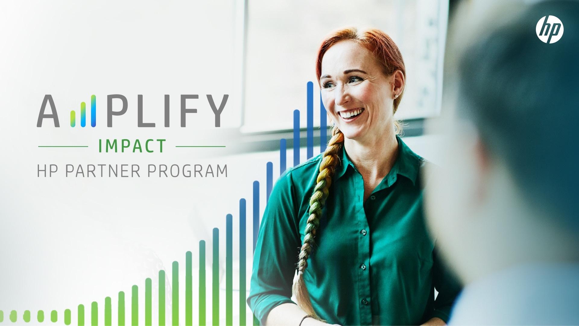 HP Amplify Impact es un programa de evaluación, recursos y formación de partners.