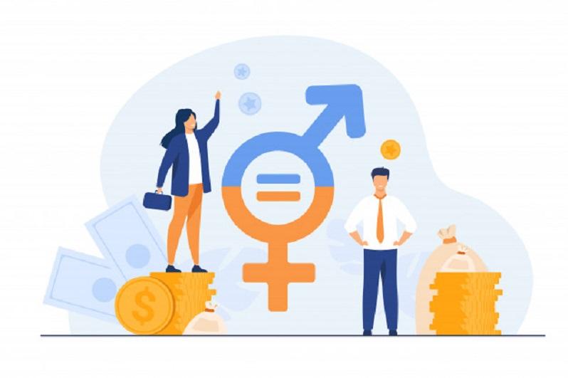 La igualdad de género pasa por una equiparación real de salarios.