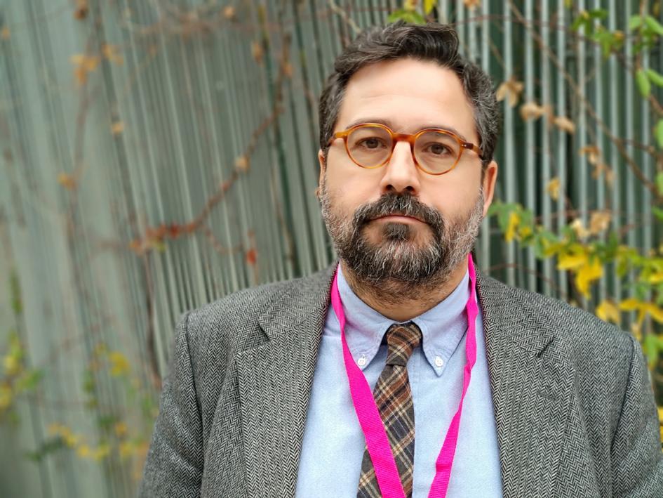 Gonzalo Fanjul.