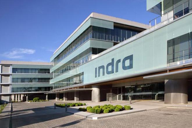 Sede corporativa de Indra.