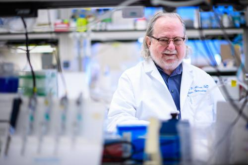 James Allison. Foto: University of Texas MD Anderson Cancer Center.