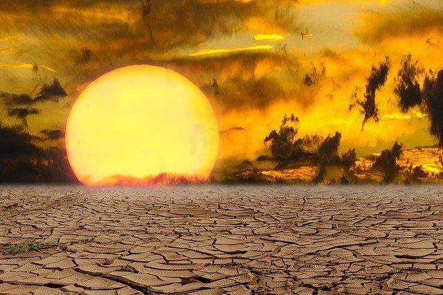 Calentamiento acelerado del planeta