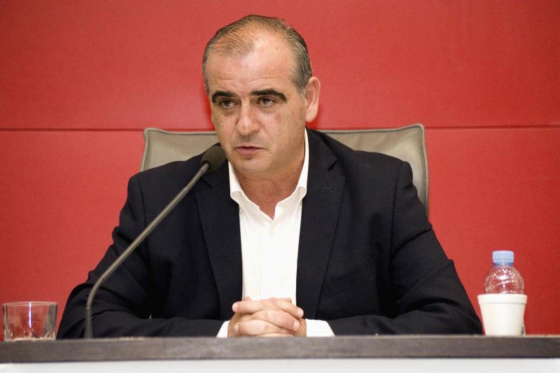 Luciano Poyato, presidente de la Plataforma del Tercer Sector.