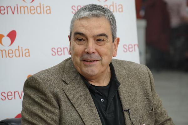 Esteban Ibarra, presidente del Movimiento contra la Intolerancia