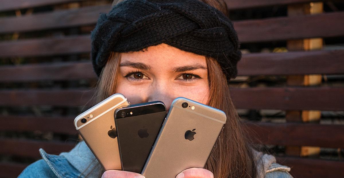 Hay empresas especializadas en la venta de móviles reacondicionados.