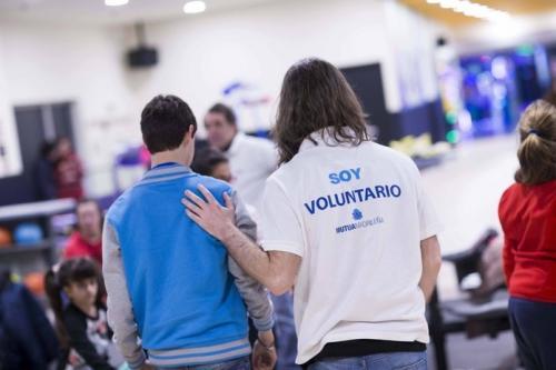 Mutua madrileña presenta voluntariados universitarios