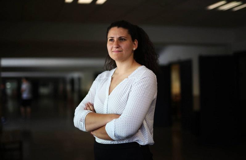 Natalia Rodríguez, fundadora de Saturno Labs.