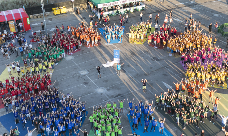 El domingo 12 de mayo el Paseo del Prado será el escenario del 'Gran Reto de los ODS'.