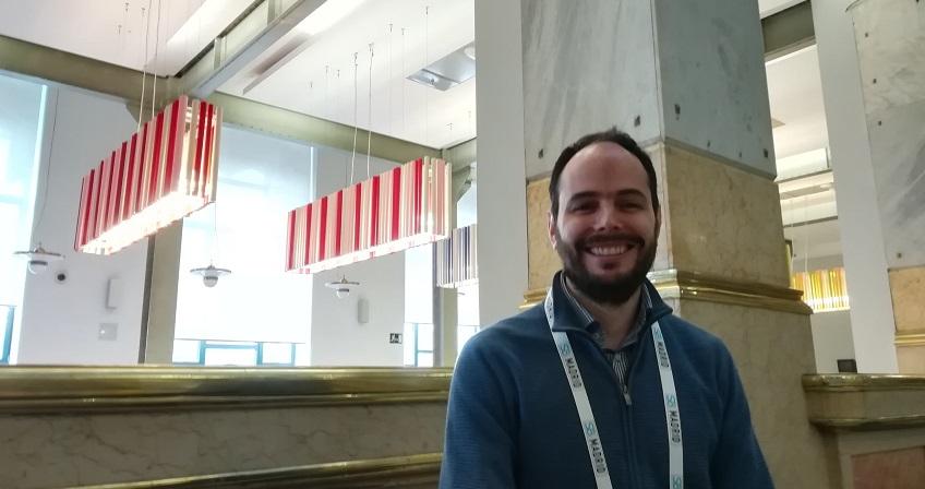 Pedro Olazábal, de Economía del bien común.(Foto: Soziable.es)