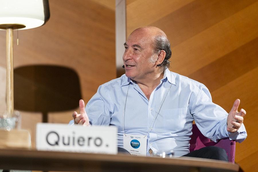 Pedro Tarak, cofundador de Sistema B.