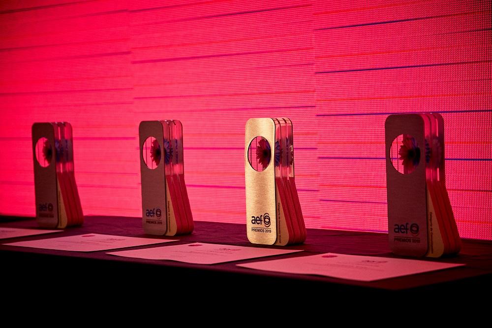 Premios AEF.