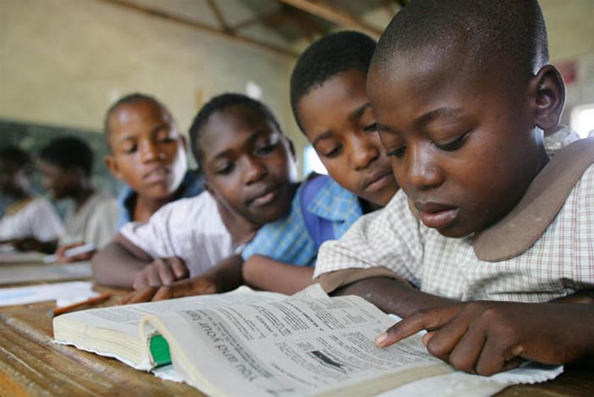Parte de las participaciones se destinarán al proyecto de Unicef 'Escuelas para África en Guinea Bissau'.