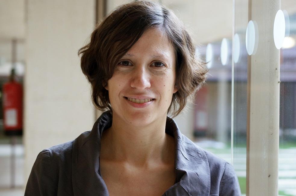Rosa Gallego, directora de Relaciones Internacionales y Fundaciones Comunitarias de la AEF