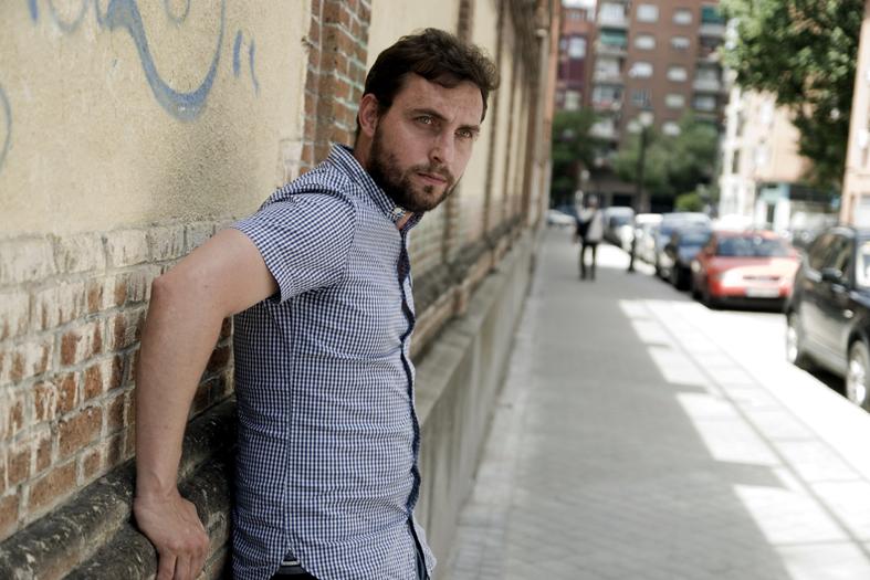 Rubén Riós, director de 'Vida' y 'Mais ca vida'.