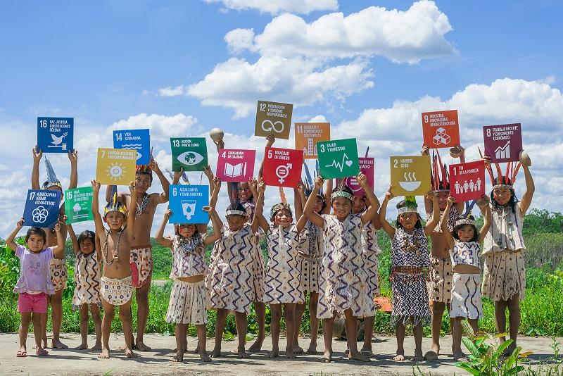 Samsung y el PNUD llevan un año colaborando para el logro de las metas recogidas en los ODS.