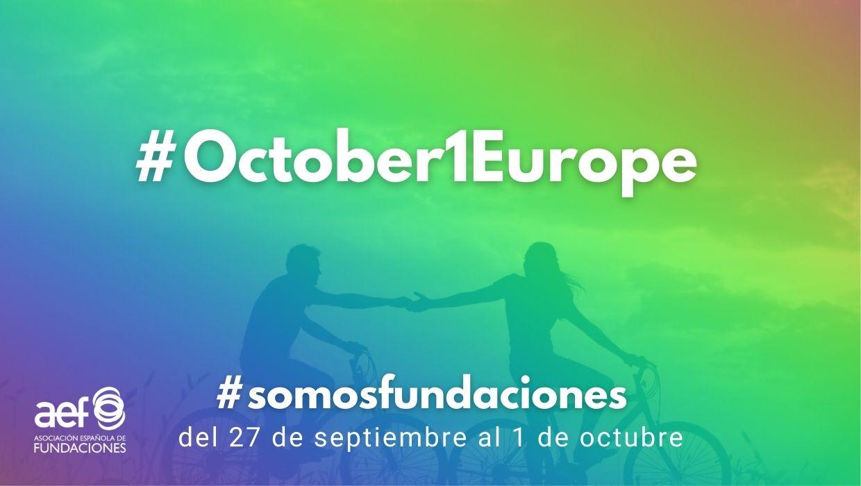 Un millar de tuits movilizaron la iniciativa #SomosFundaciones
