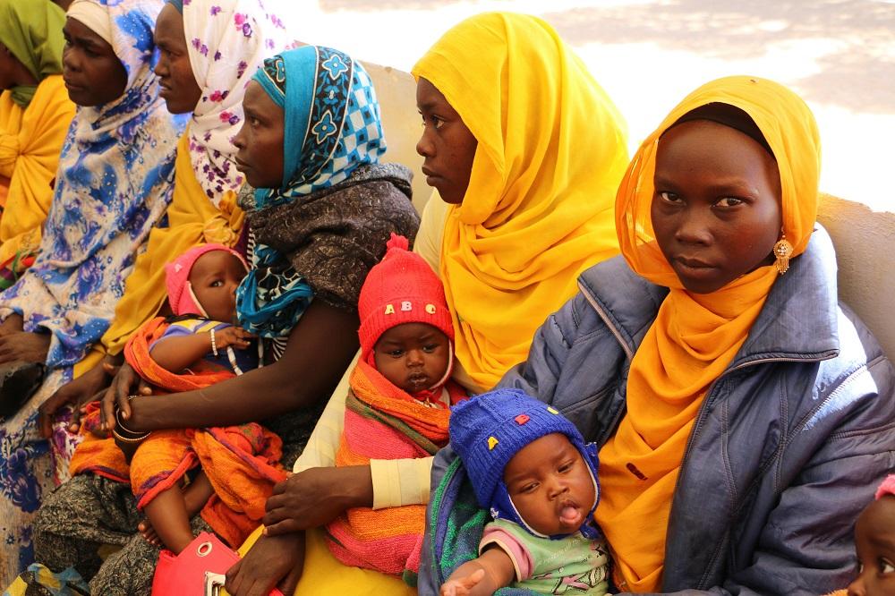 El proyecto de mejora de la salud infantil entre refugiados de Chad ha recibido uno de los premios