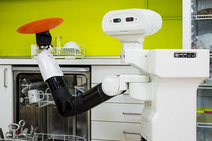 El robot TIAGo es idóneo para ayudar en tareas domésticas